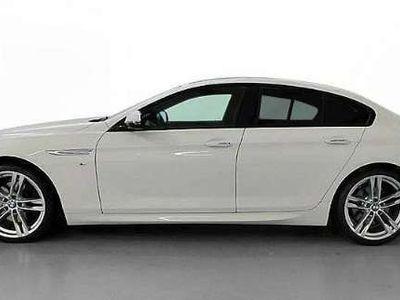 gebraucht BMW 640 Grand Coupé 6er-Reihe Allrad Diesel