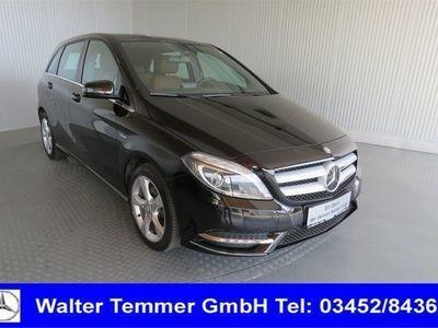 gebraucht Mercedes B180 CDI Automatik