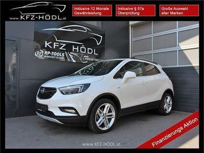 gebraucht Opel Mokka X 1,6 CDTI Innovation Start/Stop System