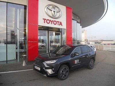 gebraucht Toyota RAV4 2,5 Hybrid Style AWD SUV / Geländewagen