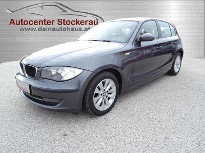 used BMW 116 1er-Reihe i Österreich-Paket Klein-/ Kompaktwagen,