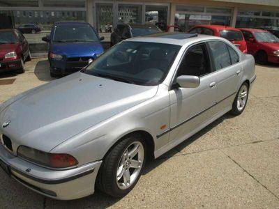 gebraucht BMW 528 528 5er-Reihe E39 Aut. i Ö - Paket