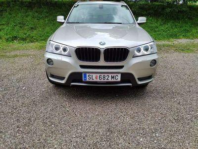gebraucht BMW X3 xDrive20d F25 Österreich-Paket Aut.