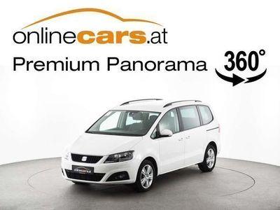 gebraucht Seat Alhambra Style 2,0 TDI CR DPF MEGAPREIS