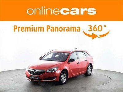 gebraucht Opel Insignia Sports Tourer 1.6 CDTI Aut. AHK XENON RFK NAVI TEMP SHZ