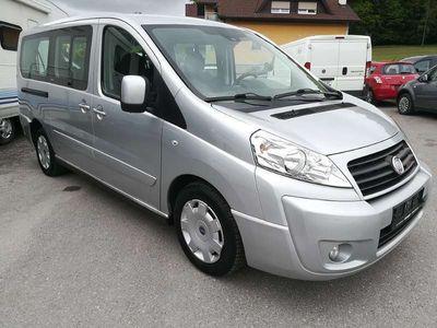 gebraucht Fiat Scudo 2.0 PowerDiesel *8 Sitzplätze* Kombi / Family Van
