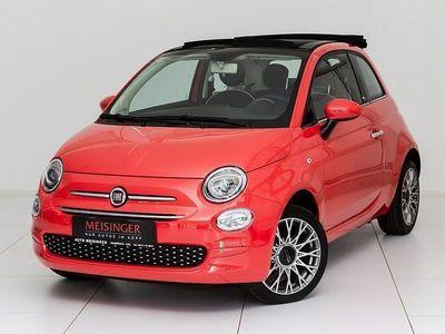 gebraucht Fiat 500C 1,2 69 Lounge Cabrio / Roadster,