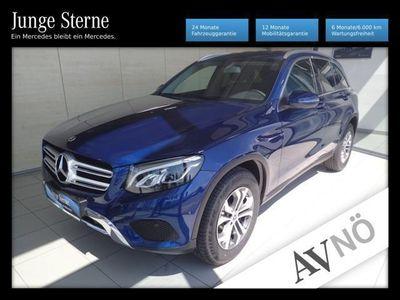gebraucht Mercedes GLC250 d 4MATIC AMG Sportpaket Allrad LED Navi, O