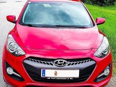 gebraucht Hyundai Coupé i30 Coupe Sportwagen /