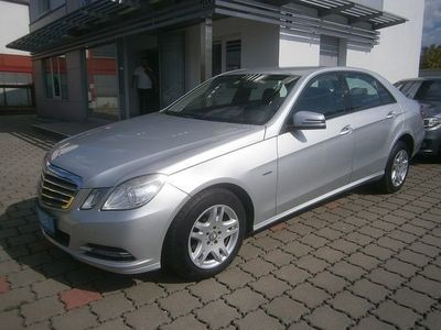 gebraucht Mercedes E200 Elegance A-Edition BlueEfficiency CDI Aut.