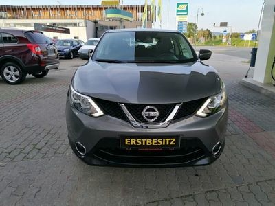 gebraucht Nissan Qashqai 1,5 dCi Acenta ab € 210 / Monat SUV / Geländewagen