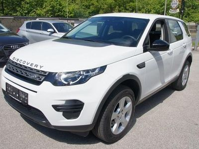 used Land Rover Discovery Sport 2,0 eD4 Pure e-Capability SUV / Geländewagen,