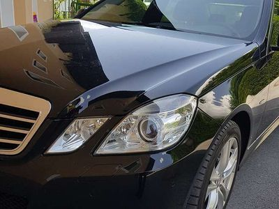 gebraucht Mercedes E200 E-KlasseCDI Blueeff. Avandgarde Limousine