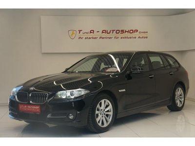 gebraucht BMW 520 D XDRIVE TOURING AUT. *SOFTCLOSS*NAVI*XENON*HEAD-U