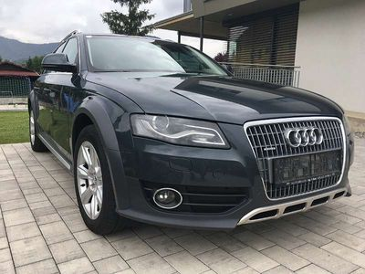 gebraucht Audi A4 Allroad Kombi / Family Van