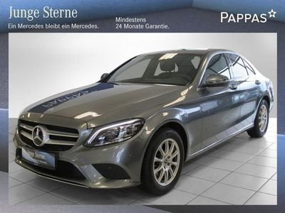 used Mercedes C200 d