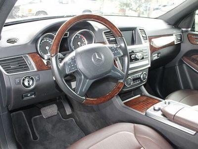 gebraucht Mercedes GL500 Blue Efficiency 4MATIC Aut.