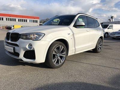 gebraucht BMW X3 xDrive30d Aut. M-Paket/19Zoll/Sportsitze!! SUV / Geländewagen,
