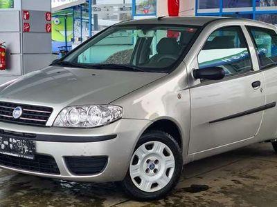 gebraucht Fiat Punto 1.2 Benziner
