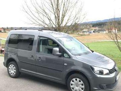 gebraucht VW Caddy Kombi Family BMT 1,2 TSI