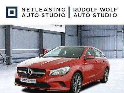 gebraucht Mercedes CLA220 d SB Urban+LEDHi+Navi+el.Heckkl+18''+Mj1