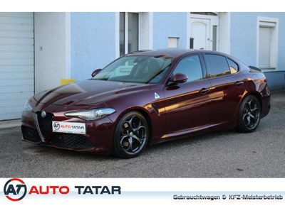 gebraucht Alfa Romeo Giulia Veloce 2,0 280 AT AWD | 239,- mtl. | Performance |