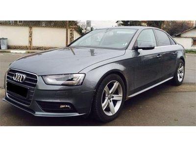 gebraucht Audi A4 Allrad Diesel (B8),