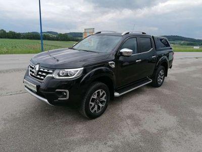 gebraucht Renault Alaskan Intens Doppelkabine dCi 190 Automatik 7-Gang 4WD
