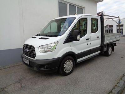 gebraucht Ford Transit Pritsche 2,0 TDCi L2H1 DK 310 Trend