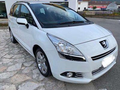 gebraucht Peugeot 5008 1.6 HDI ASG6 FAP ALLURE Kombi / Family Van