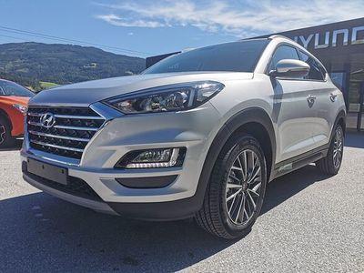 gebraucht Hyundai Tucson 1,6 CRDI 4WD Level 3 Plus DCT Aut., Level 3 Plus, 136 PS, 5 Türen, Automatik