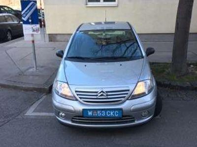 gebraucht Citroën C3 1.4 HDi Neues Pickerl 1/2021+4 monat Erstbesitzer!