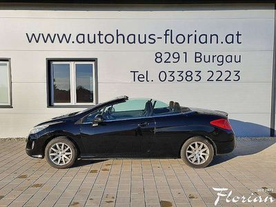 gebraucht Peugeot 308 CC Active 1,6 HDi 110 FAP Cabrio / Roadster