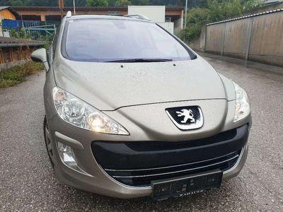 gebraucht Peugeot 308 SW 1,6 HDi 115 FAP Premium
