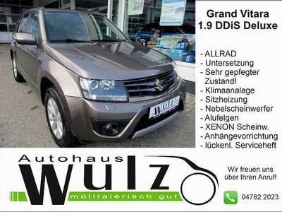 gebraucht Suzuki Grand Vitara 1,9 DDiS VX-E Deluxe L3