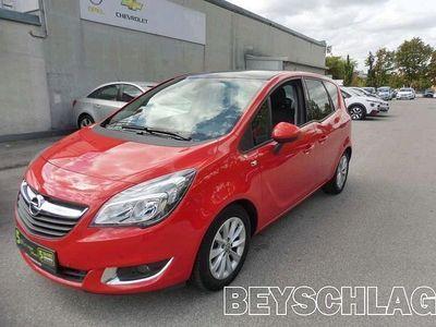 gebraucht Opel Meriva 1,6 CDTI ecoflex Österreich Edition Start/Stop Sy