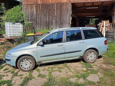 gebraucht Fiat Stilo Multiwagon 1,9 JTD Kombi / Family Van