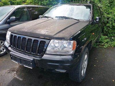 gebraucht Jeep Grand Cherokee 4,7 V8 Overland SUV / Geländewagen