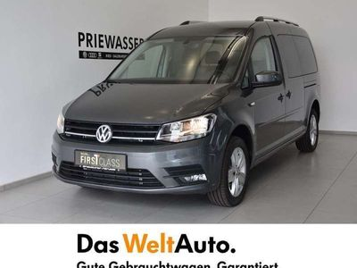 gebraucht VW Caddy Maxi Austria Plus TSI