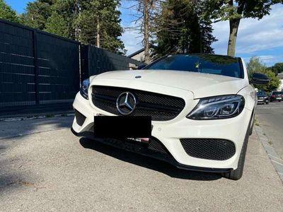 gebraucht Mercedes C250 d AMG Line Aut.