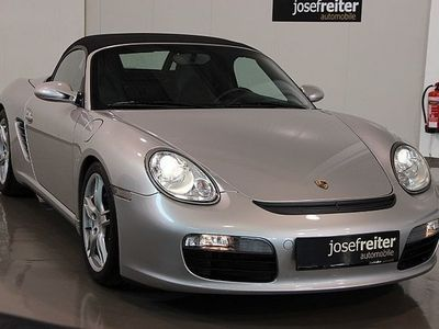 used Porsche Boxster (987)