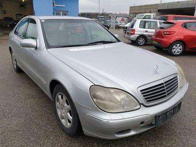 gebraucht Mercedes S320 Aut.