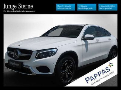 gebraucht Mercedes GLC220 d Coupé 4MATIC Aut. *AMG-Line*