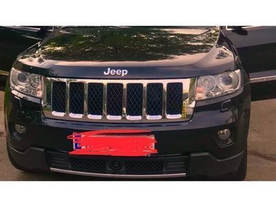 gebraucht Jeep Grand Cherokee 3,0 Overland CRD