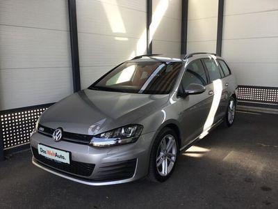 gebraucht VW Golf GTD Variant DSG