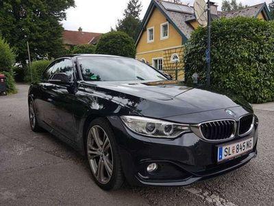gebraucht BMW 420 4er-Reihe d Cabrio Eintausch möglich! Cabrio / Roadster