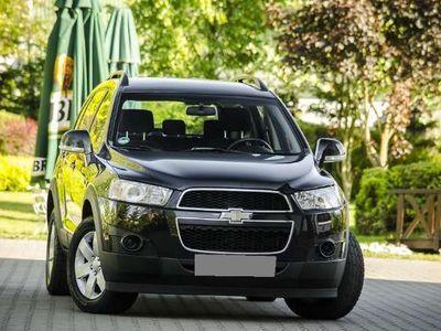 gebraucht Chevrolet Captiva LT 2,2 4WD DPF