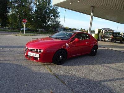 gebraucht Alfa Romeo Brera 2,2 JTS - Top! Sportwagen / Coupé,