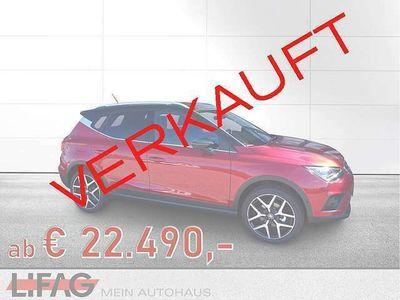 gebraucht Seat Arona 10 TSI DSG FR *ab € 22.490-*