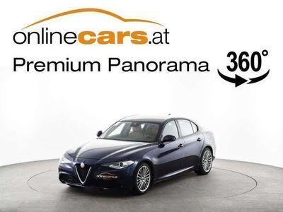 gebraucht Alfa Romeo Giulia Super 2.2 Aut. XENON NAVI ASSIST